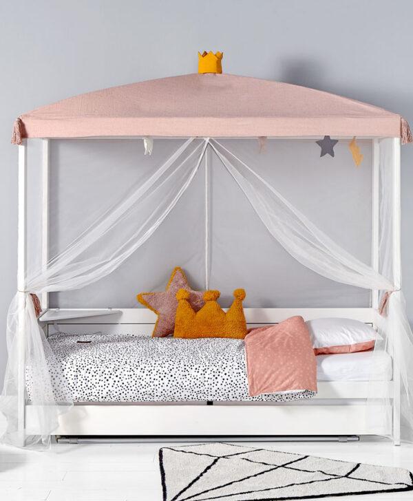 Baldahini postelje